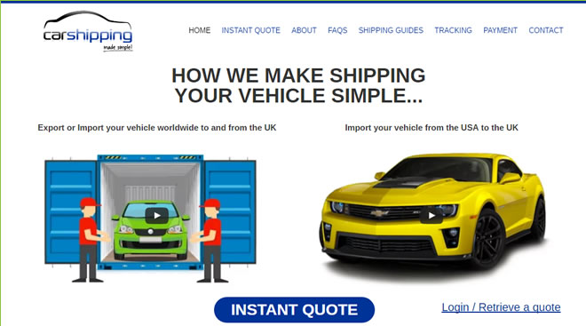 Car Shipping Made Simple